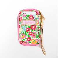 Lilly Pulitzer - Carded ID Wristlet Twill