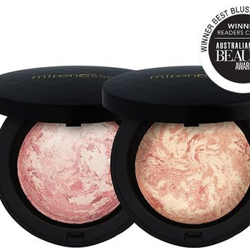 *SP Naturally Radiant Marble Blush Duo - LIMITED STOCKS - Mirenesse