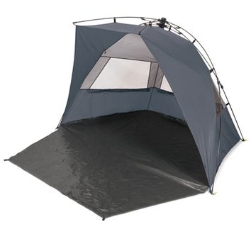 SheilaShrubs.com: Haven Sun Shelter - Grey 111-00-105-000-0 by Picnic Time : Camping Tents & Shelters