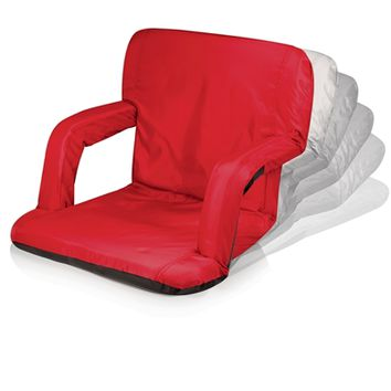 SheilaShrubs.com: Ventura Seat - Red 618-00-100-000-0 by Picnic Time : Patio Furniture