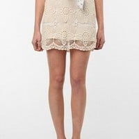 UrbanOutfitters.com > BB Dakota Crochet Skirt