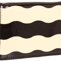 Orla Kiely Rik Rak Printed Leather Wallet