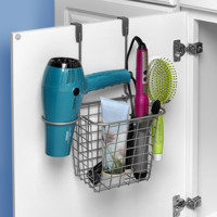 Spectrum Grid Over-the Cabinet-Door Styling Caddy