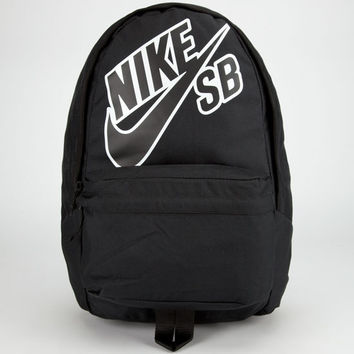 Nike Sb Piedmont Backpack Black One Size For Men 23797010001