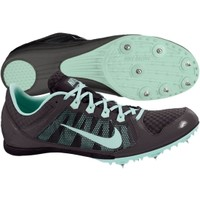 Nike Women's Zoom Rival MD 7 Track and Field Shoe - Gray/Mint | DICK'S Sporting Goods