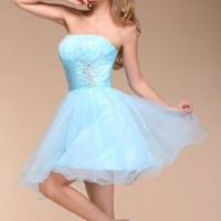 MerMaid Women's Homecoming Party Prom Gown Dress H008