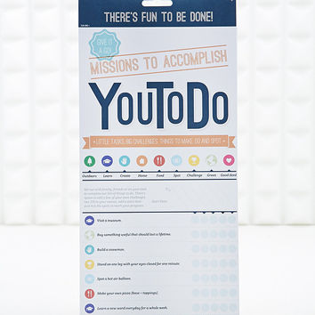 You To Do Chart - Urban Outfitters