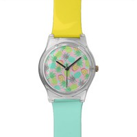 Pineapple Pandemonium Tropical Spring Watch