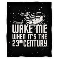 Wake Me When It's The 23rd Century