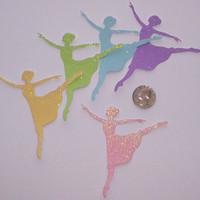 Ballerinas  Die Cuts by CreatedByAnneMarie on Etsy