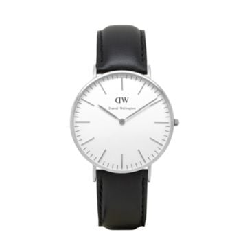 Daniel Wellington Watch - Classic Sheffield Lady - Silver