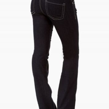 SASHA BOOT DARK JEANS