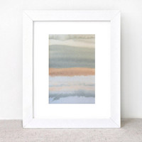 original abstract watercolor painting gallery by linneaheideart
