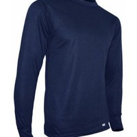 Polarmax Men`s Double Base Layer Long Sleeve Crew Tee