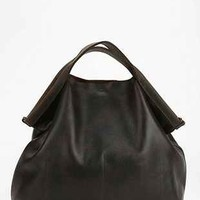 Jo Burnished Leather Tote Bag - Urban Outfitters