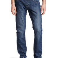 Southpole Men's Slim Straight Core Denim Jeans