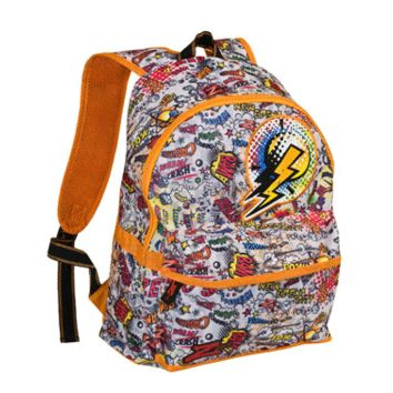 BOYS' ZEVO3 COMIC SMASH BACKPACK