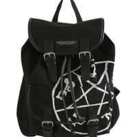 Supernatural Runes Slouch Backpack