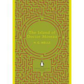 The Island of Doctor Moreau : H. G. Wells : 9780141389394