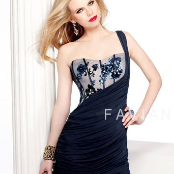 Faviana Glamour S7034 Prom Dress