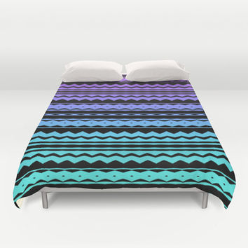 Mix #584 Duvet Cover by Ornaart