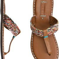 ROXY MYKONOS SANDAL  Womens  Footwear  View All Footwear | Swell.com