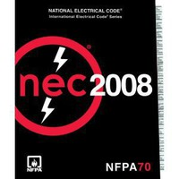 National Electrical Code 2008 Index Tabs [Misc. Supplies]