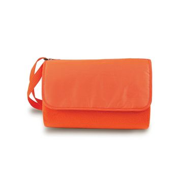 SheilaShrubs.com: Blanket Tote - Orange 820-00-103-000-0 by Picnic Time : Picnic Blankets