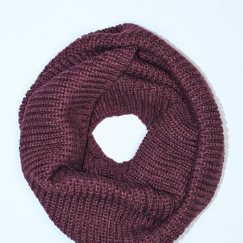 Knit From Luxury Infnity Scarf