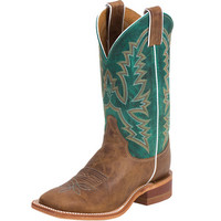 Women's Justin American Burnished Tan Cowgirl Boots
