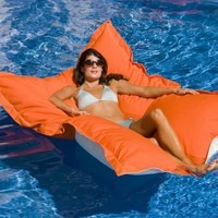 Luxury Floating Pool Lounge | Unique Pool Lounger - OpulentItems.com