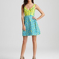 Nanette Lepore Sleeveless Floral Girls Only Dress - Dresses - Bloomingdales.com