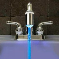LED Faucet Sprayer Nozzle (CA842) - Prices & Buy at ShopSimple.com