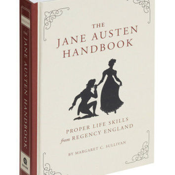 ModCloth Best Seller The Jane Austen Handbook