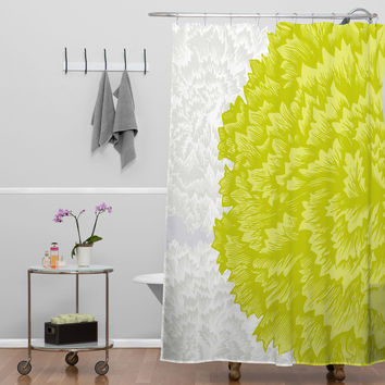 Caroline Okun Lucent Shower Curtain