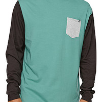 Billabong Zenith Long Sleeve Knit Hooded Shirt - Mens Shirt