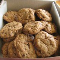justJENN recipes  Nutella Chocolate Chip cookies