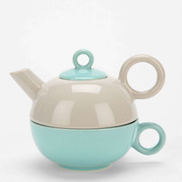 Colorblock Tea For One Set - Urban Outfitters