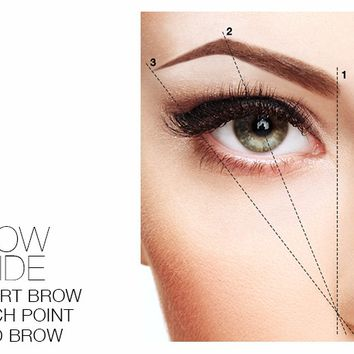 *SP 24Hr Brow Lift & Shape Mascara Duo - Mirenesse