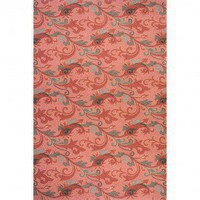 Momeni Antique Empire Paprika Oriental Rug - AE-10PA - Wool Rugs - Area Rugs by Material - Area Rugs