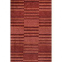 Momeni Gramercy 08 Red Wool Rug - GM-08 - Wool Rugs - Area Rugs by Material - Area Rugs