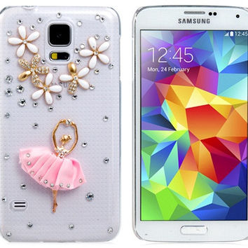 Bullet Dancer Plastic Case for Samsung Galaxy S5