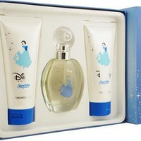 Snow White By Disney For Women. Set-edt Spray 3.4 Ounces & Body Lotion 6.8 Ounces & Shower Gel 6.8 Ounces