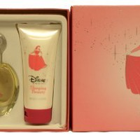 Sleeping Beauty for Women Gift Set - 3.4 oz EDT Spray + 6.8 oz Body Lotion + 6.8 oz Shower Gel