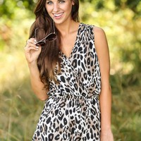 On The Prowl Romper