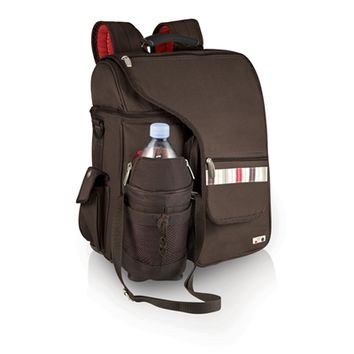 SheilaShrubs.com: Turismo Cooler Backpack - Moka 641-00-777-000-0 by Picnic Time : Coolers