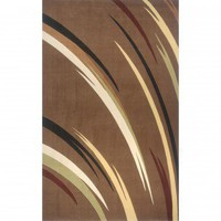 Momeni Elements 18 Brown Rug - EL-18 - Wool Rugs - Area Rugs by Material - Area Rugs