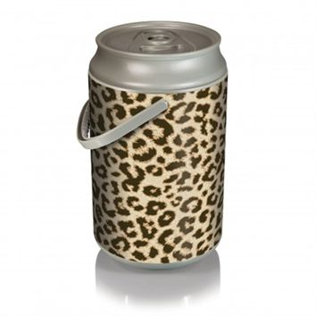 SheilaShrubs.com: Mega Can Cooler - Cheetah Print Can 686-00-812-000-0 by Picnic Time : Coolers