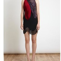 STELLA MCCARTNEY | Draped Cord Dress | Browns fashion & designer clothes & clothing