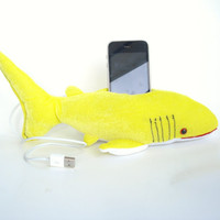 Chomp the Shark iPhone Dock Charging Station